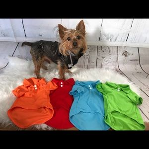 Dogs shirts and jacket bundle pet clothes